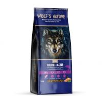 Wolf's Nature Adult Lachs Probe - 100g