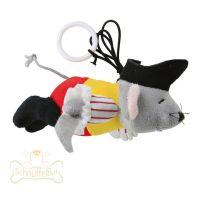 Trixie Maus Pirat am Gummiband
