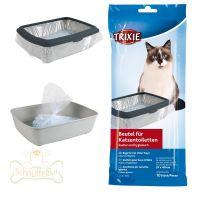 Trixie - Beutel/Tüten für Katzentoiletten M