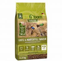 Wildborn Wetland Duck Puppy Sensitiv - 15kg