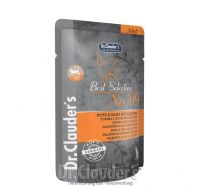 Dr. Clauder's Cat Best Selection No9 Pute & Gans - 85g