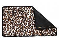 DOGIUS Decke Kunst-Kurzhaar Leopard - M